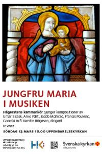 Jungfru Marie i Musiken_2016